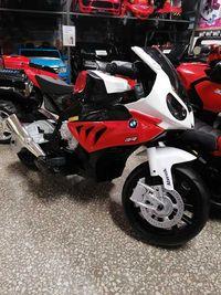 Motor BMW S1000 RR na akumulator dla dzieci Odbiór Wysyłka Sklep