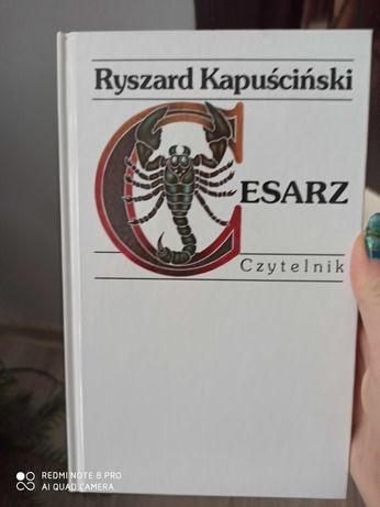 Cesarz Czytelnik Ryszard Kapuściński