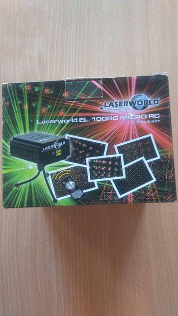 LaserWorld EL -100 RG MIKRO RC