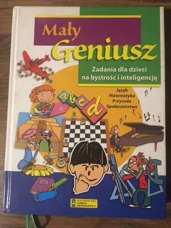 Mały geniusz - zadania dla dzieci na bystrość i inteligencję