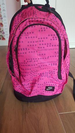 Plecak szkolny nike różowy