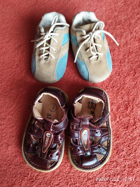 Пинетки,сандалики,первая обувь для малыша,19-20-21 размер,на 6-9-12мес