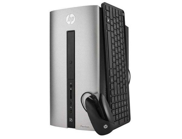 HP 560 i5-6400 1TB 8GB RADEON RX480 Monitor24 do gier stan idealny