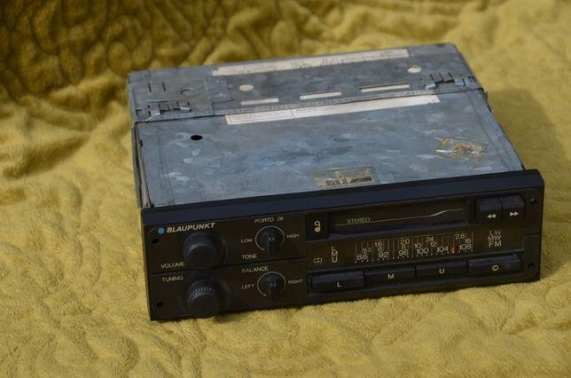 Radio - magnetofon Blaupunkt Porto 26 youngtimer ładne