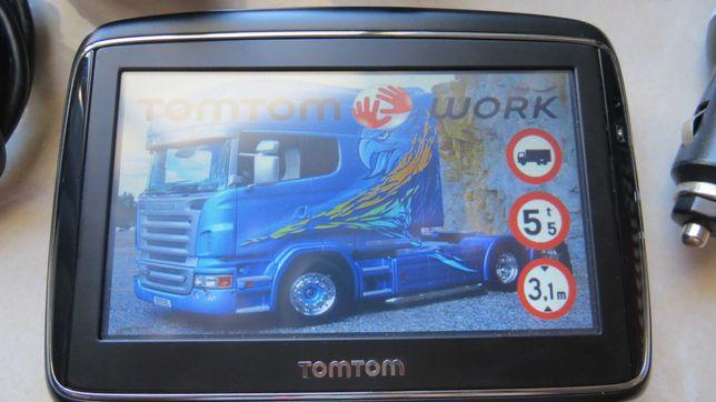 GPS TomTom Proficional GO9000 Truck PRO+BUS-Pesado/Ligeiro/Autocaravan