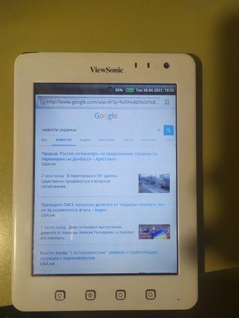 Планшет view sonic 7e, android