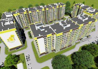 Продам 1- ком. квартиру в новострое на ЖК Европейский квартал