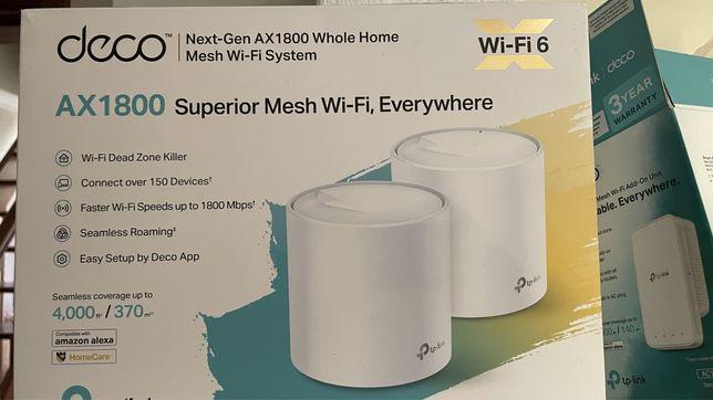 Deco mesh X20 AX1800