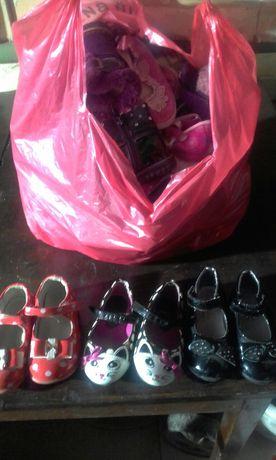 Різна обув для девочки