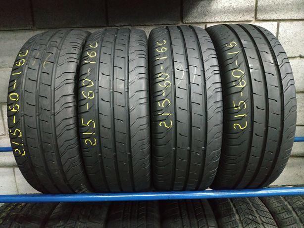 Літні шини 215/60 R16C CONTINENTAL