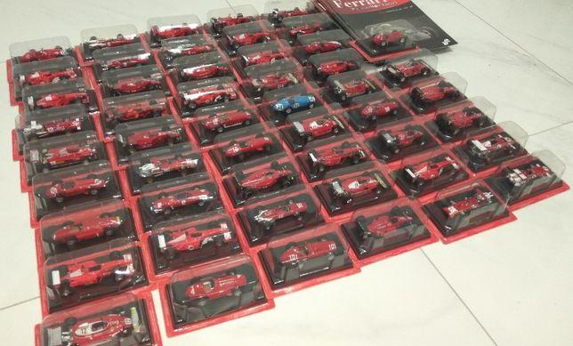 Модели Ferrari F1 Collection 1/43