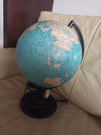 Lampo globus uszkodzony