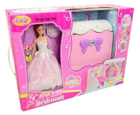 """Барбі """"Anlily"""" лялька барбі, кукла бабри, будинок для барби"""