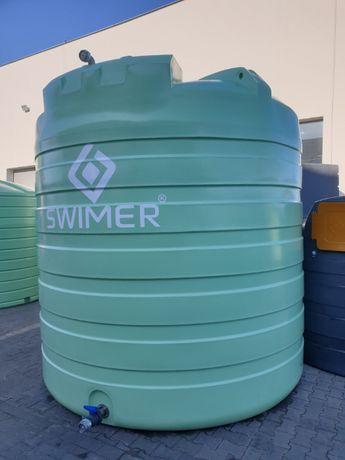 Zbiornik SWIMER 20.000l do nawozów płynnych (RSM) Dostawa 48h