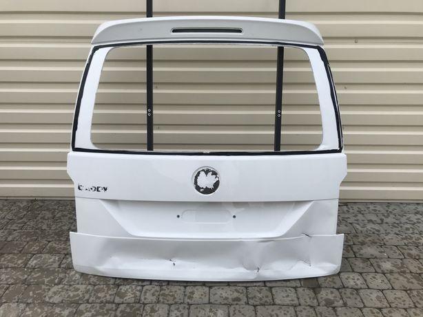Tylna klapa Volkswagen Caddy
