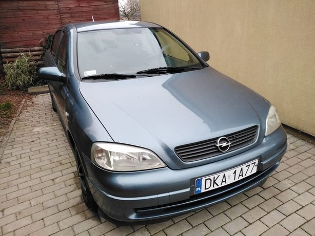 Sprzedam Opel Astra 1.7