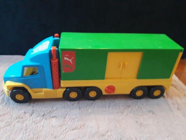Ciężarówka tir Wader