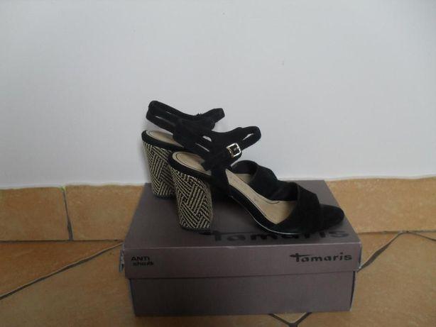 Sandały damskie r. 39