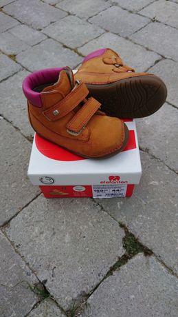 Buty dla dziewczynki elefanten.