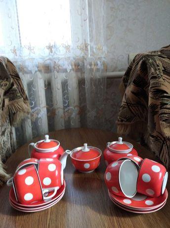 Продам сервиз чайный СССР