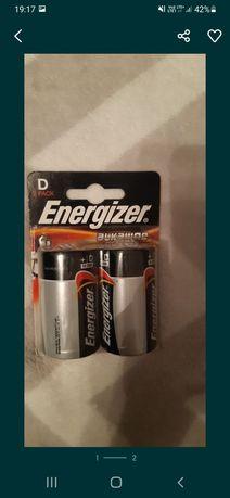 Energizer baterie LR20 2 szt.