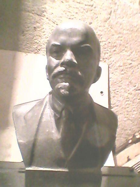 Погруддя Леніна