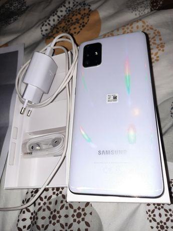 Samsung a71 como novo