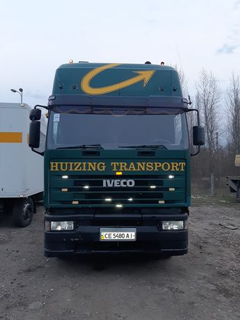 Седловой тягач Ивеко Евростар 440