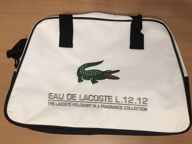 Спортивная сумка Lacoste
