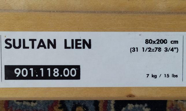 Stelaż do łóżka SULTAN LIEN 80 x 200. IKEA