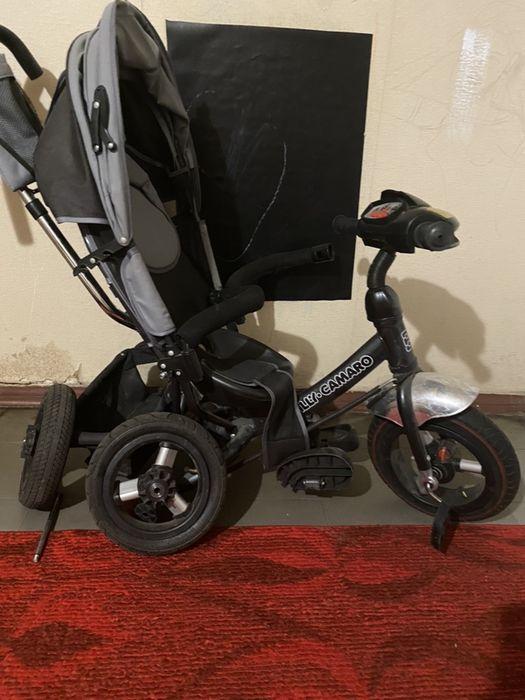 Велосипед - коляска Днепр - изображение 1