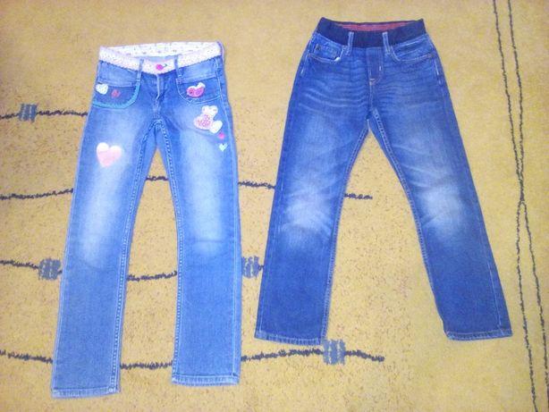 spodnie dziewczęce 134cm
