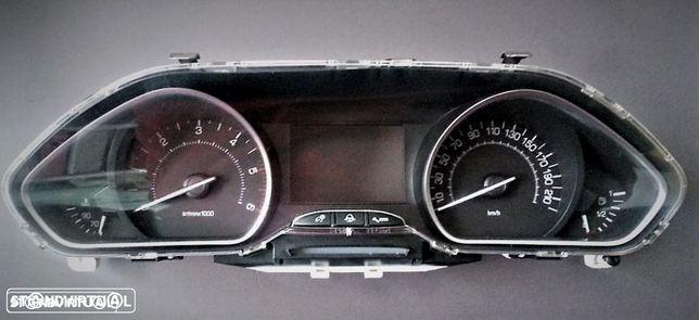 Quadrante Peugeot 208 1.6 HDI  - Usado