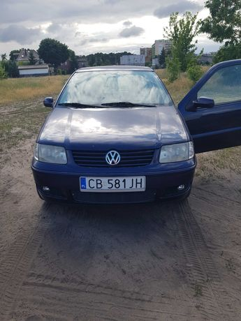 Volkswagen Polo 1.4 mpi climatronic