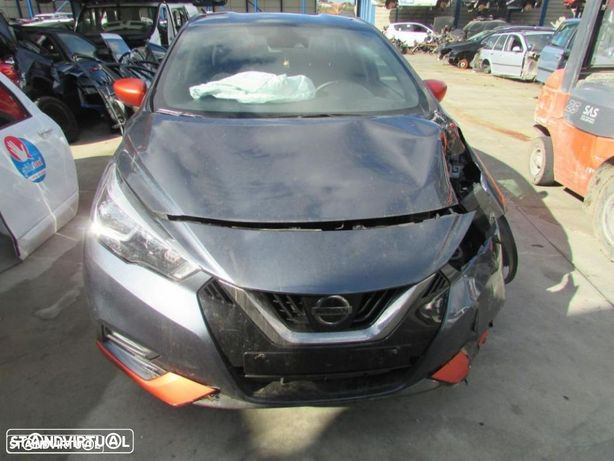 Peças Nissan Micra 0.9 do ano 2017 (H4B408)
