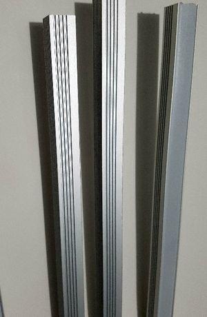 Perfil Aluminio Alto Saliente p/ Fita LED
