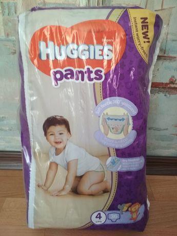 Подгузники-трусики Huggies Pants 4