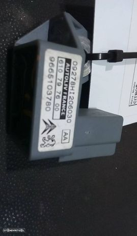 Sensor Impacto Citroën C4 Picasso I Veículo Multiuso (Ud_)