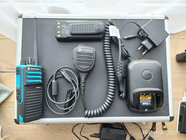 Radiotelefon Motorola DP4401 Ex 70cm dodatki