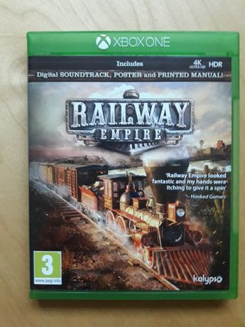 Gra Railway Empire na Xbox One