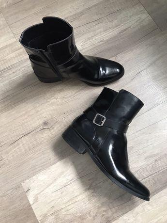 Ботинки Parfois лаковые