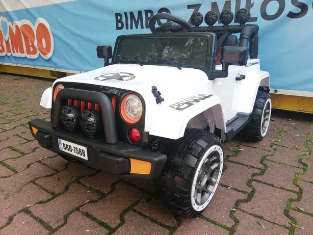 Jeep 4x4 12V10Ah BRD-7588 Terenowe Auto na Akumulator