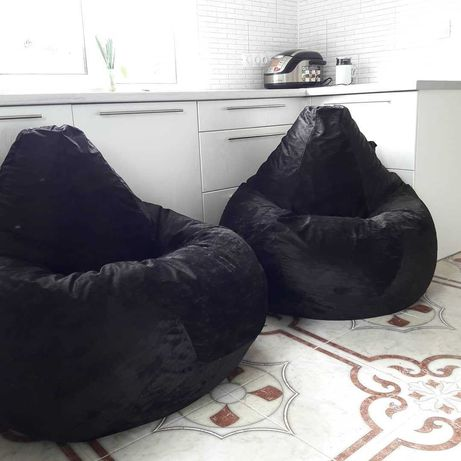 ХИТ! Кресло груша, пуф, бескаркасная мебель, крісло мішок, груша