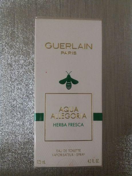 Guerlain herba fresca 125 ml nowa oryginalna woda damska