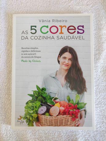 As 5 cores da cozinha saudável