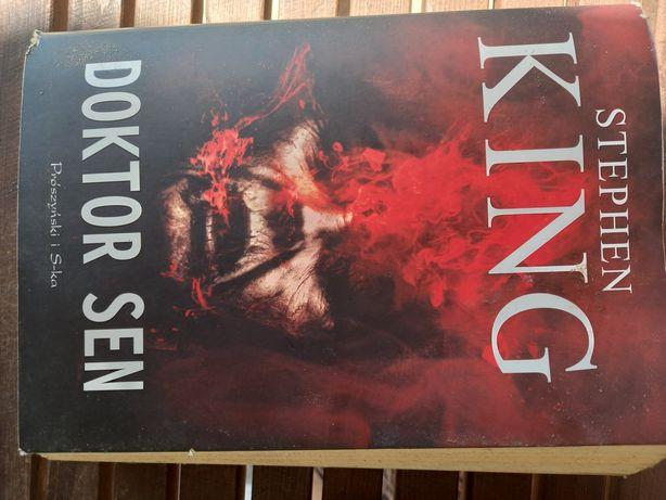 Stephen King Doktor Sen