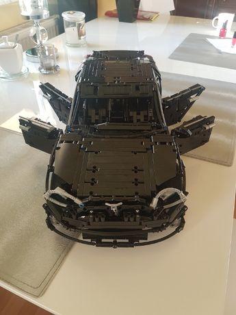 Lego technic MOC - Tesla Model S bluetooth kolekcjonerskie