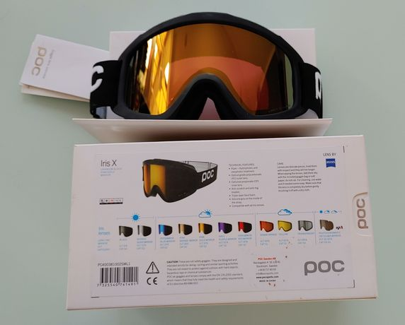 POC Iris X S2 - small Nowe gogle narciarskie