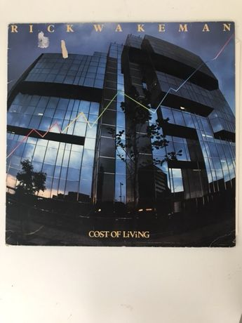 Rick Wakeman - Cost of LiViNg winyl