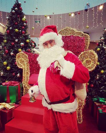 Wizyta Świętego Mikołaja Śląsk Katowice Tychy Święty Mikołaj